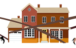 Как правильно распределить долевое деление частного дома?