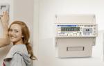 Как узнать год выпуска электросчетчика