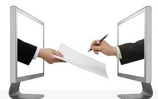 Как оформить электронный договор займа между физ лицами?
