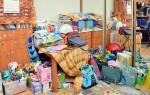 Как забрать личные вещи из съемной квартиры?