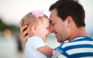 Как оставить ребенка с отцом после развода брака
