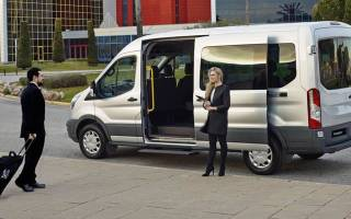 Возможна ли покупка микроавтобуса для личных целей?