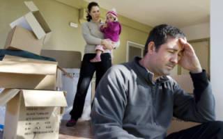 Как выселить мать продавца из приобретенной квартиры?