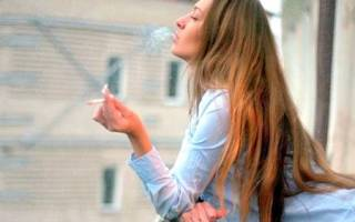 Разрешено ли курение на балконе своего дома?