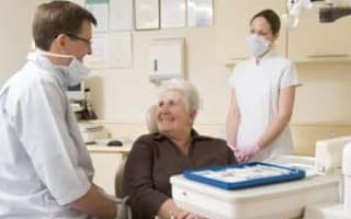 Как бесплатно протезировать зубы пенсионеру спб
