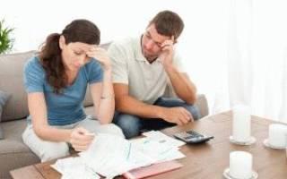 Бракоразводный процесс и ипотека