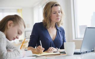 Записки от родителей в колледж образец