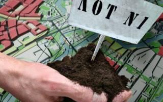 Образец заявления на выкуп земельного участка у администрации