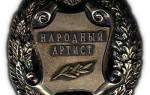 Выплаты за звание народного артиста россии