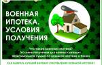Обязанности по военной ипотеке