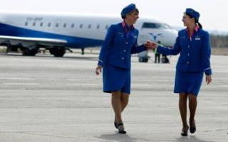 Во сколько лет стюардесса идет на пенсию