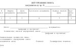 Какие документы должны быть в личном деле?