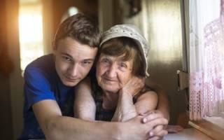 Как правильно бабушке написать дарственную на внучку?