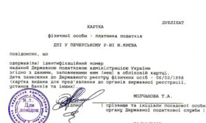 Как найти по фамилия инн украина