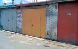 Куда обратиться для восстановления документов на гараж?