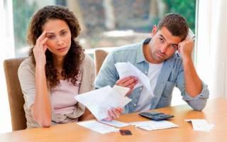 С кем производить раздел счетов квартиры?