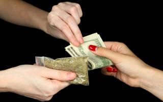 Какая ответственность грозит за продажу запрещенного вещества?