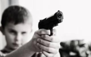 Во сколько лет можно иметь пневматический пистолет?