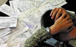 Какой предусмотрен порядок взыскания долга по ЖКХ?